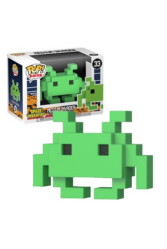 Pop! 8-Bit Retro S2: Space Invaders - MD Invader