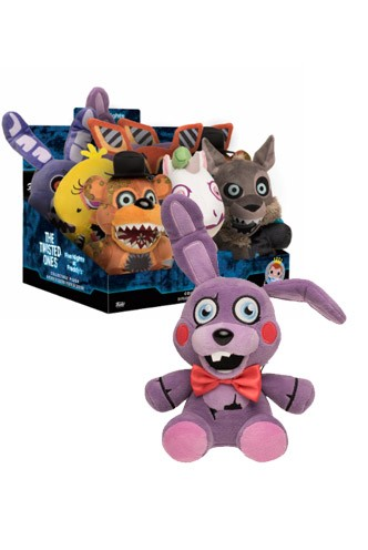 Funko Plush Asst: FNAF Twisted Ones - Theodore
