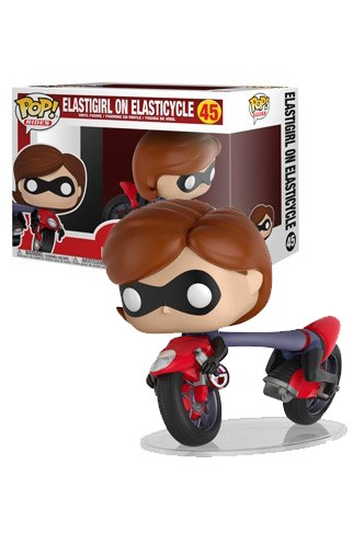 Pop! Rides: Los Increíbles 2 - Elastigirl on Elasticycle