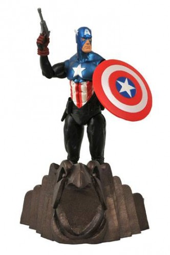 Marvel Select - Figura Captain America
