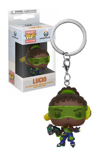 Pop! Keychain: Overwatch - Lucio