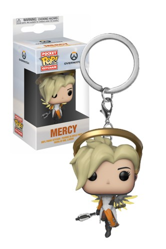 Pop! Keychain: Overwatch - Mercy