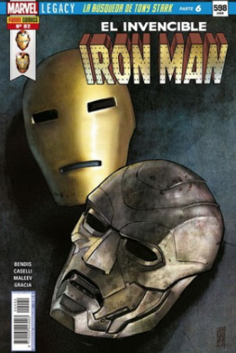 Invencible Iron Man Vol 2 92