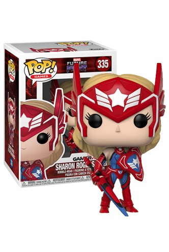 Pop! Games: Marvel Future Fight - Sharon Rogers