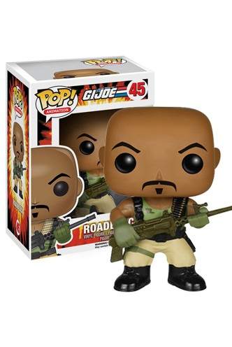 Pop! TV: G.I. Joe - Roadblock