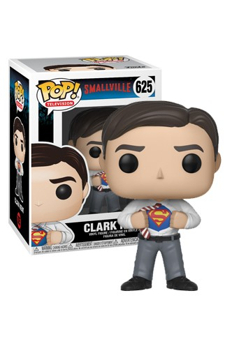 Pop! TV: Smallville - Clark Kent