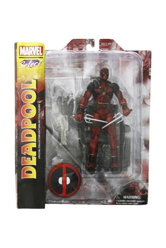 Marvel Select Diamond Select Figure Figura Deadpool