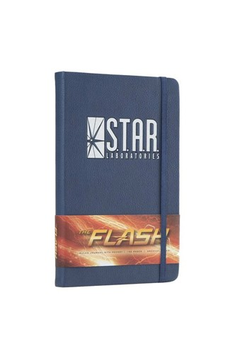 The Flash - Libreta S.T.A.R. Labs