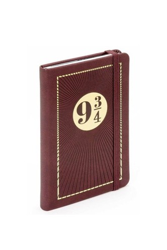 Harry Potter - Mini Libreta Travel Journal Platform 9 3/4