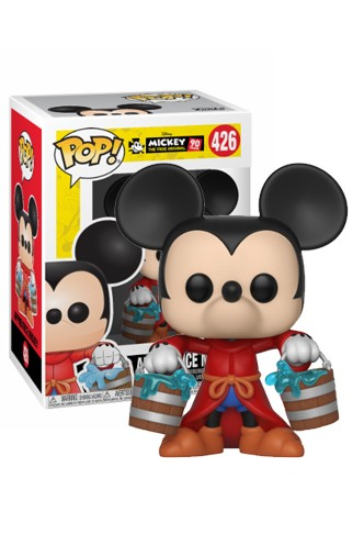 Pop! Disney: Mickey's 90th - Apprentice Mickey