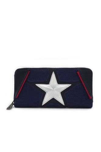 Loungefly - Cartera Marvel Capitan America