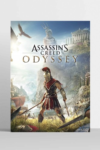 Assassins Creed - Poster Odyssey One Sheet
