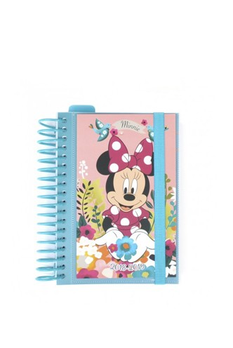 Disney - Agenda Escolar 2018/2019 Mickey Minnie