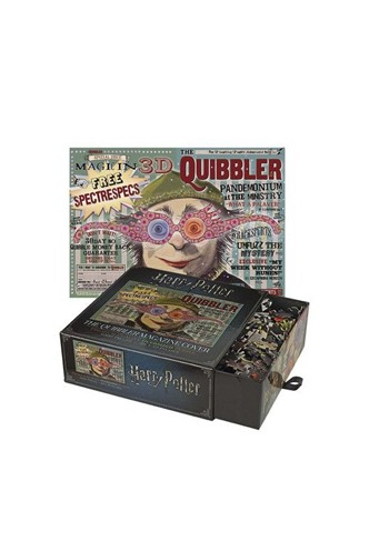 Harry Potter - Puzzle The Quibbler Magazine