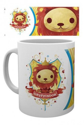 Harry Potter - Taza Gryffindor Paint