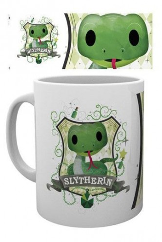 Harry Potter - Taza Slytherin Paint