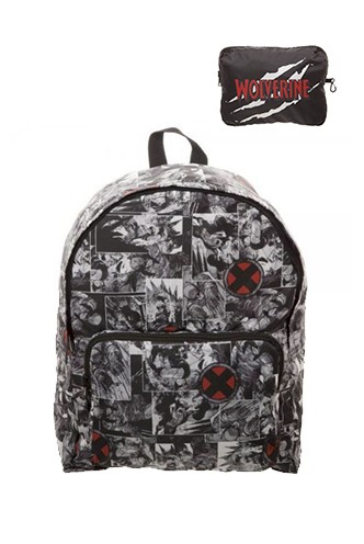 X-Men - Wolverine Packable Backpack