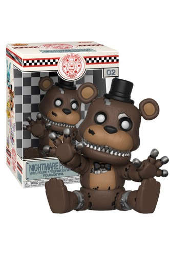 Arcade Vinyl: Five Nights At Freddy's - Nightmare Freddy