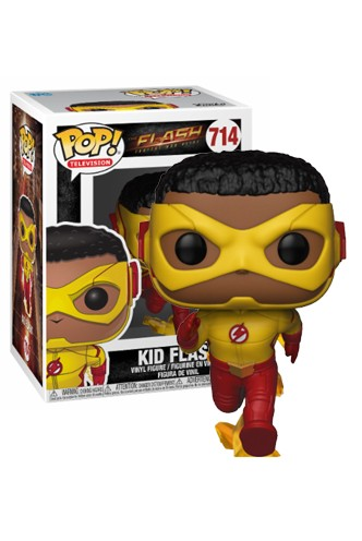Pop television kid flash 714 the flash