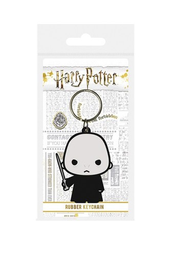 Harry Potter - Rubber Keychain Chibi Voldemort