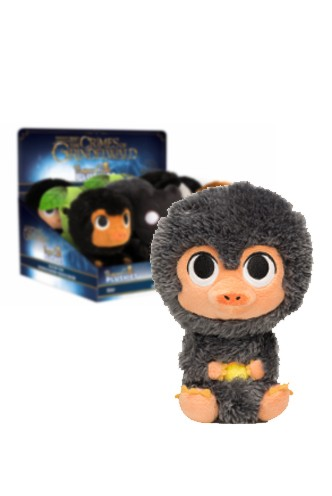 Super Cute Plushies: Fantastic Beasts 2 - Baby Niffler (Grey)