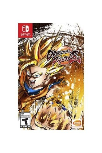 Dragon Ball Fighter Z Switch
