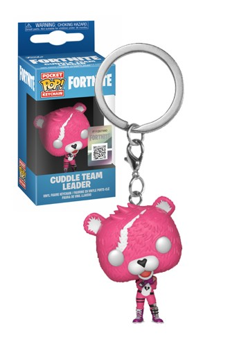 Pop! Keychain: Fortnite - Cuddle Team Leader
