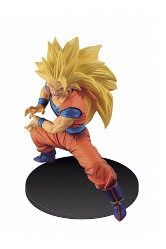 Dragon Ball Super - Figura Son Goku SS3 Banpresto