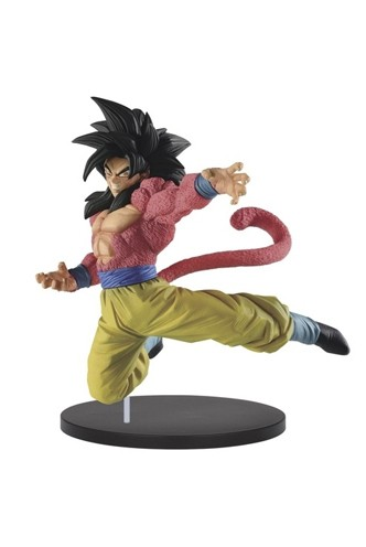 Dragon Ball Super - Figura Son Goku SS4 Banpresto