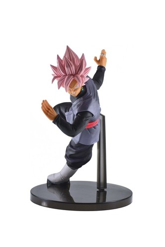 Dragon Ball Super - Figura Son Goku Rosa Banpresto