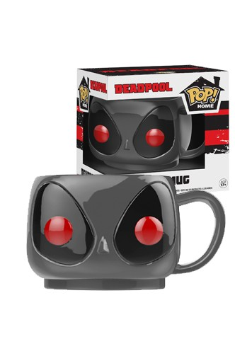 Pop! Home: Homewares - Mug Deadpool X-Force