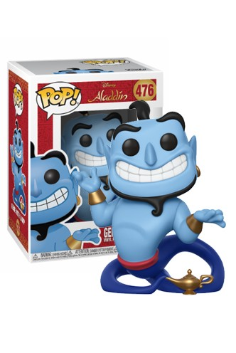 Pop! Disney: Aladdin - Genio w/Lamp