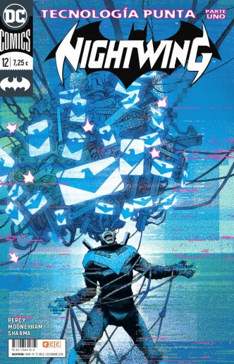 Nightwing núm. 19/ 12