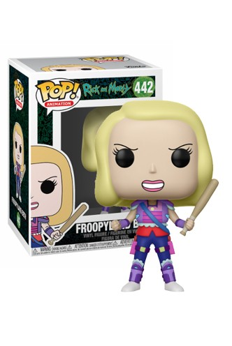 Pop! Animation: Rick & Morty - Froopyland Beth