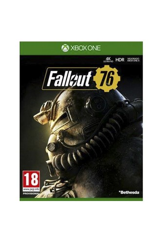 Fallout 76 Xbox One Universo Funko Planeta De Comics Mangas