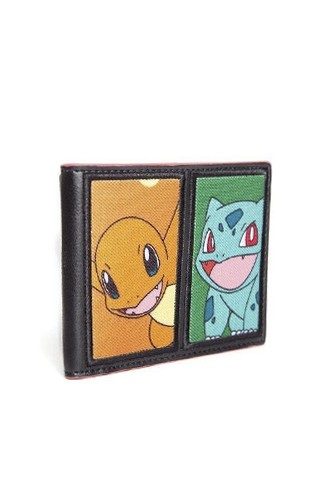 Pokemon - Starting Characters BiFold Wallet   Funko Universe