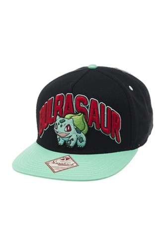 Pokemon - Gorra Bulbasaur
