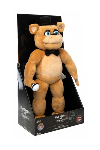 Funko Plush: Five Nights At Freddy's - Animatronic Freddy