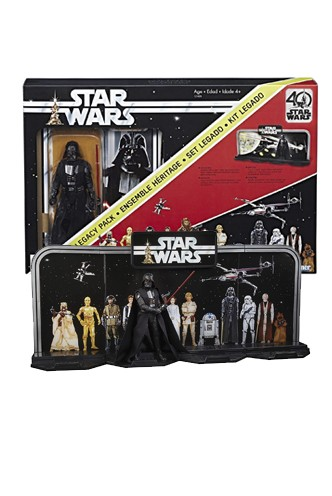 Star Wars - Darth Vader 40th Anniversary Legacy Figure