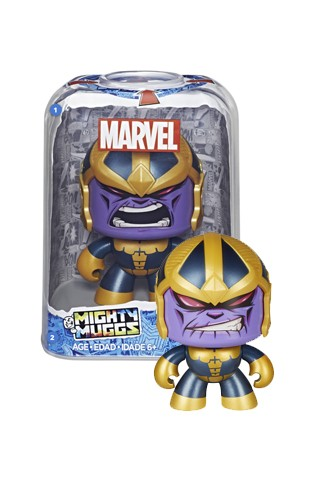 Marvel - Mighty Muggs Thanos