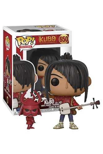 Pop! Movies: Kubo and the Two Strings - Kubo w/Little Hanzo