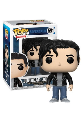 Pop! TV: Riverdale - Jughead w/ Southside Serpents Jacket Limitada