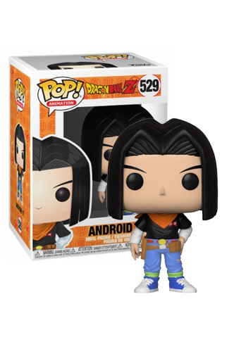 Pop! Animation: Dragon Ball Z - Android 17