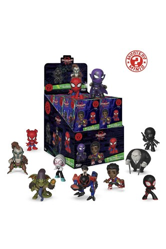 Mystery Mini: Spider-Man Animated