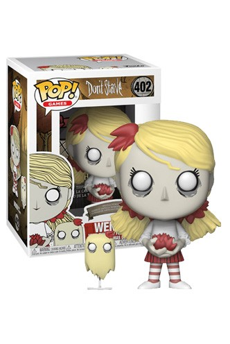 Pop! Games: Don't Starve - Wendy (w/Abigail)