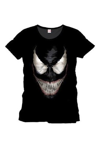 Spider-Man - Camiseta Venom Smile