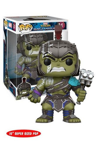 "Pop! Marvel: Thor Ragnarok - Gladiator Hulk 10"" Exclusivo"
