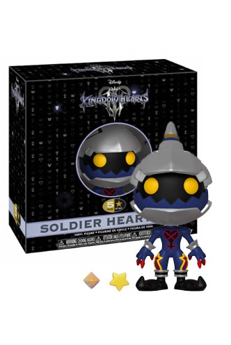 5 Star: Kingdom Hearts 3 - Soldier Heartless