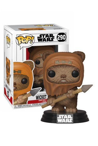Pop! Star Wars: Wicket Warrick