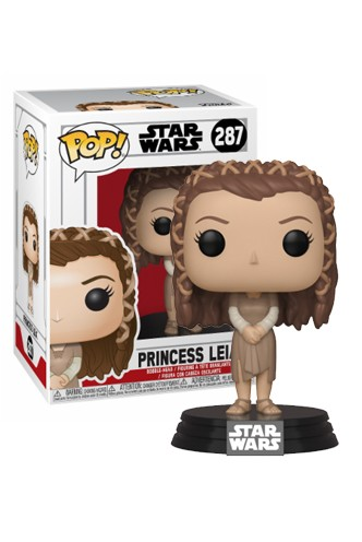 Pop! Star Wars: Ewok Village Leia
